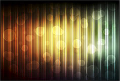 Abstract background with shiny circles. Color Royalty Free Stock Images