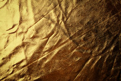 Abstract background. Shiny gold background. Photographic reflector (blende Royalty Free Stock Photography