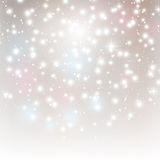 Abstract background. With shiny lights Stock Image