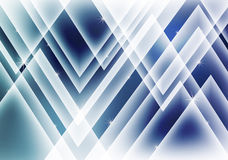 Abstract background with shiny lines. Color Stock Photo
