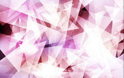 Abstract background with shiny lines Royalty Free Stock Image