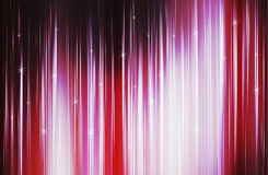 Abstract background with shiny lines Royalty Free Stock Photography