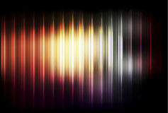 Abstract background with shiny lines Royalty Free Stock Images