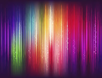 Abstract background with shiny lines Stock Photo