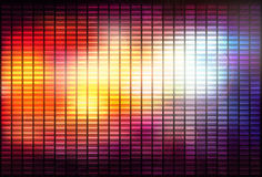 Abstract background with shiny lines. Color Royalty Free Stock Photos