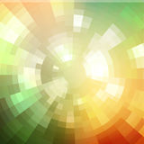 Abstract background shiny mosaic pattern Disco style.  For design party flyer, leaflet and nightclub poster Royalty Free Stock Photography