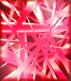 Abstract background. Shiny shapes modern Stock Photo