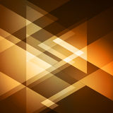 Abstract background shiny triangle Stock Images