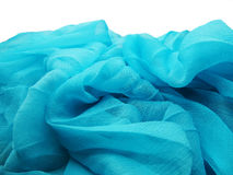 Abstract background silk material waves Royalty Free Stock Images