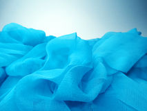 Abstract background silk material waves Royalty Free Stock Image