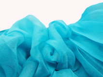 Abstract background silk material waves Royalty Free Stock Photo