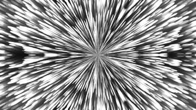 Abstract background with silver kaleidoscope. 3d rendering Stock Image