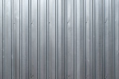 Abstract background  is Silver Metal sheet wall Royalty Free Stock Photography