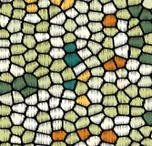 Abstract background similar to stained glass. Vector Stock Photos