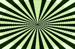 Abstract background simulating speed in green tones. Abstract background that simulates speed and volume in green tones vector illustration