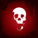 Abstract Background With Skull Royalty Free Stock Photo