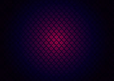 Abstract background. Of small crosses in purple stock illustration