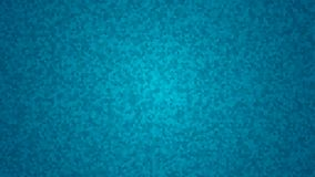 Abstract background of small isometric cubes. In light blue colors Stock Photo