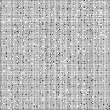 Abstract background of small paper squares. New technologies, programming, bright mosaic stock illustration