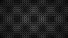 Abstract background of small squares. Abstract background of intertwined small squares in black colors Vector Illustration