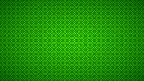 Abstract background of small squares. Abstract background of intertwined small squares in green colors Royalty Free Stock Images