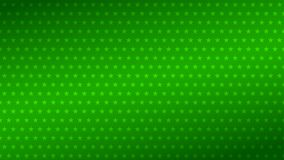 Abstract background of small stars. In green colors Royalty Free Stock Images