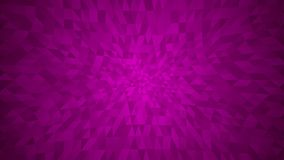 Abstract background of small triangles. In purple colors vector illustration