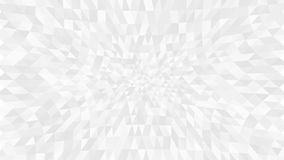 Abstract background of small triangles. Abstract light background of small triangles in white and gray colors Royalty Free Stock Images