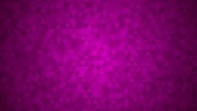 Abstract background of small triangles. In purple colors royalty free illustration