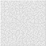 Abstract background from small white squares Royalty Free Stock Photo