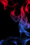 Abstract background smoke Royalty Free Stock Photos