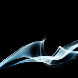 Abstract Background. Abstract smoke background on black royalty free stock photography