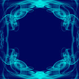 Abstract background with smoke royalty free illustration