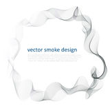 Abstract background with smoke Stock Photos