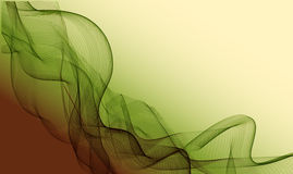 Abstract   wave   background. Abstract  background with smoke   wave Royalty Free Stock Photography