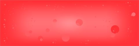 Abstract background smooth bright color red blurred landscape. Illustration for you design contrast stock illustration