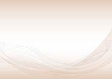 Abstract background. Background with smooth lines vector Royalty Free Stock Images