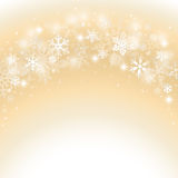Abstract background with snowflake Stock Photos