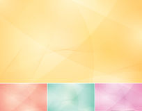Abstract Background. Soft abstract background collection. File format : EPS 10 Stock Images