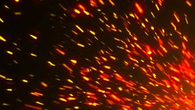 Abstract background with sparks. 3d rendering backdrop stock photos