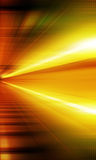 Abstract background - speed. Beautiful abstract background representing speed and movement Stock Photography