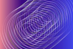 Abstract background with a spiral. Abstract background gradient. Flat design, vector illustration, vector stock illustration