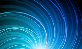 Abstract background of spiral lines. Vector royalty free illustration
