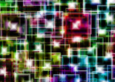 Abstract background - square Royalty Free Stock Photography