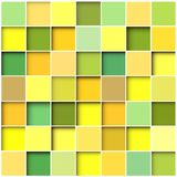 Abstract background square mosaic Stock Photo