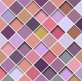 Abstract background mosaic Stock Image