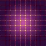 Abstract background with squares Royalty Free Stock Photos