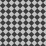 Abstract background with squares. Abstract background with black and white lines royalty free illustration