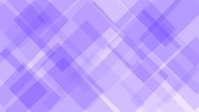 Abstract background of squares. Abstract background of translucent squares or rhombuses in violet colors vector illustration