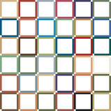 Abstract background with squares Stock Photos